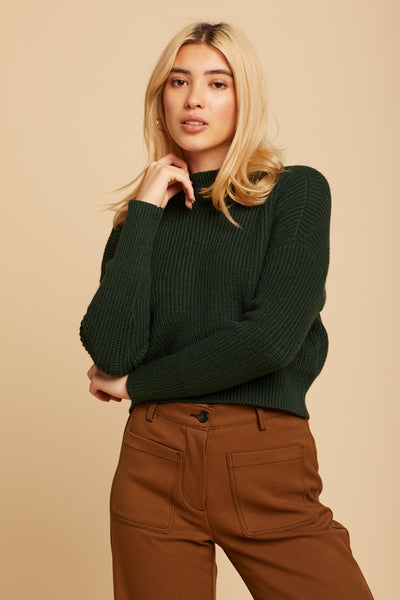 Evergreen Libby Sweater