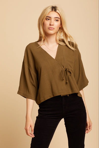 Olive Taylor Top