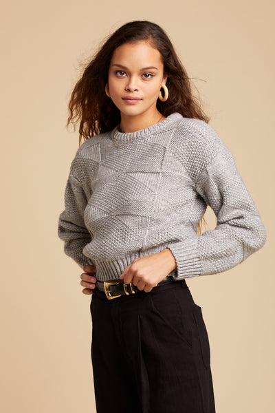 Melle Crewneck Sweater