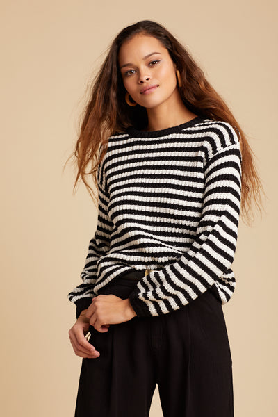 Stripe Rodas Sweater