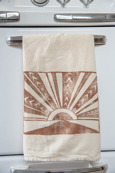 Horizon Tea Towel