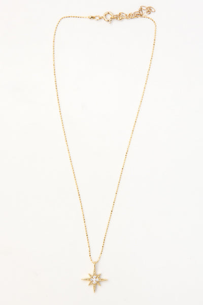 Gold Thea Necklace