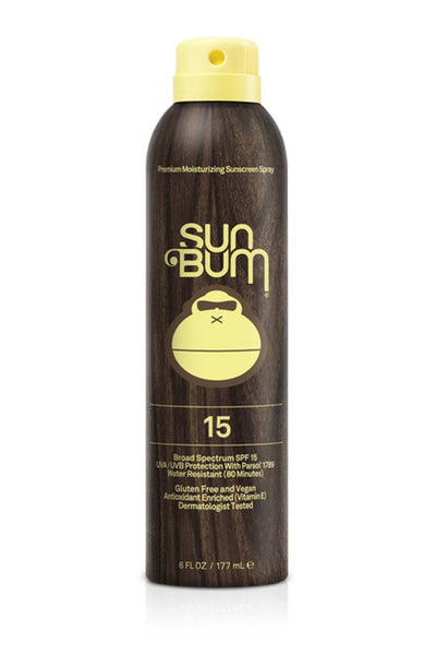 SPF 15 Sunscreen Spray