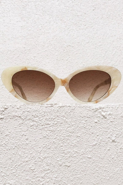Marble Ruby Tuesday Sunglasses