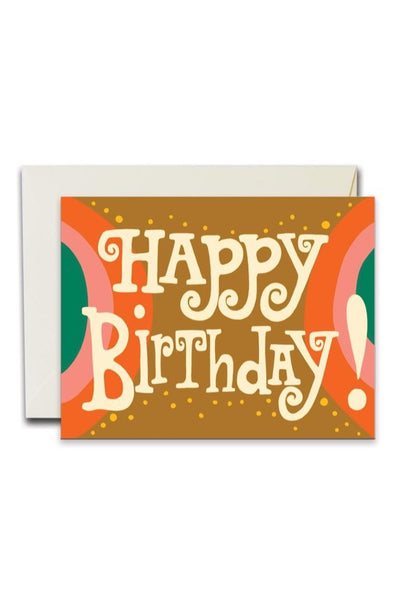 Greeting cards prism boutique hbd arches card m4hsunfo