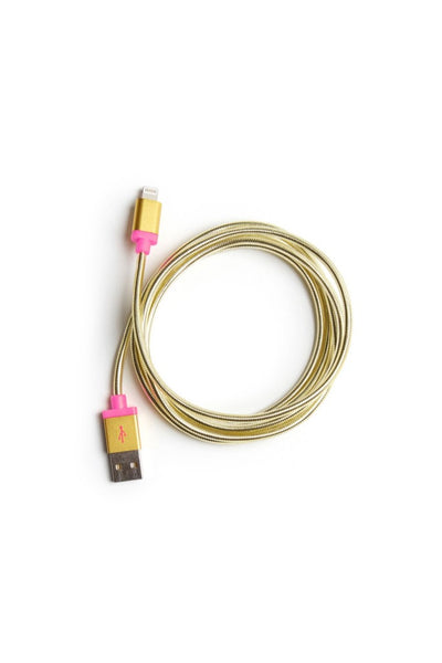 Gold Back Me Up Cord