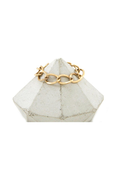 Gold Hailey Ring