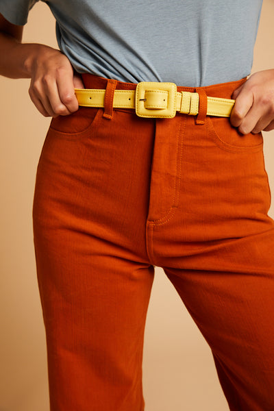 Yellow Centauro Belt