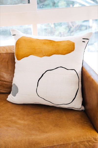 Landscape No. 7 Pillow