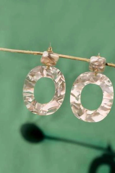 Stone Ivana Earrings