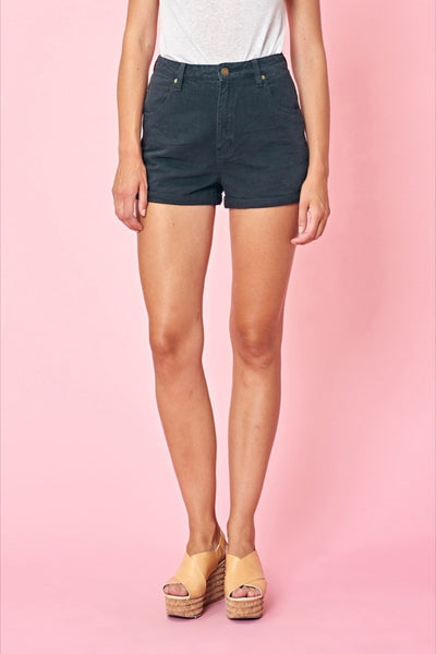 Black Dust Dusters Short