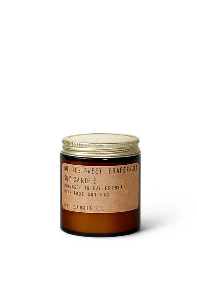 Mini Sweet Grapefruit Candle