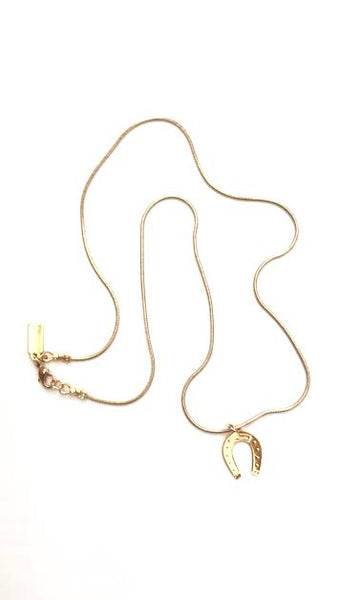 Gold Lucky Necklace