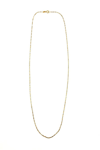 Gold Bixby Necklace