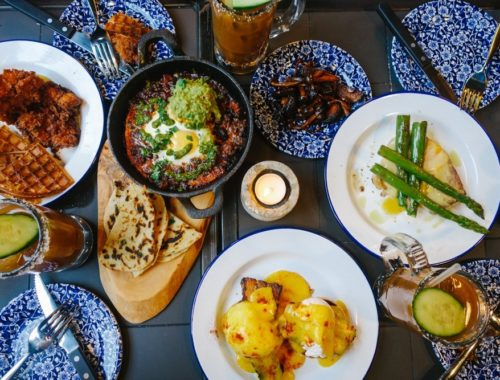 Bank Holiday Brunch Spots