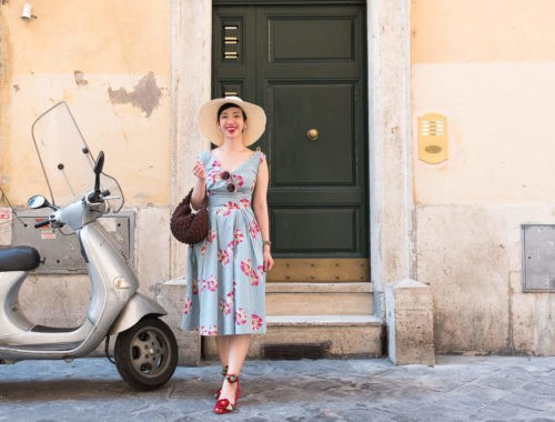Roaming Rome with Nora Finds