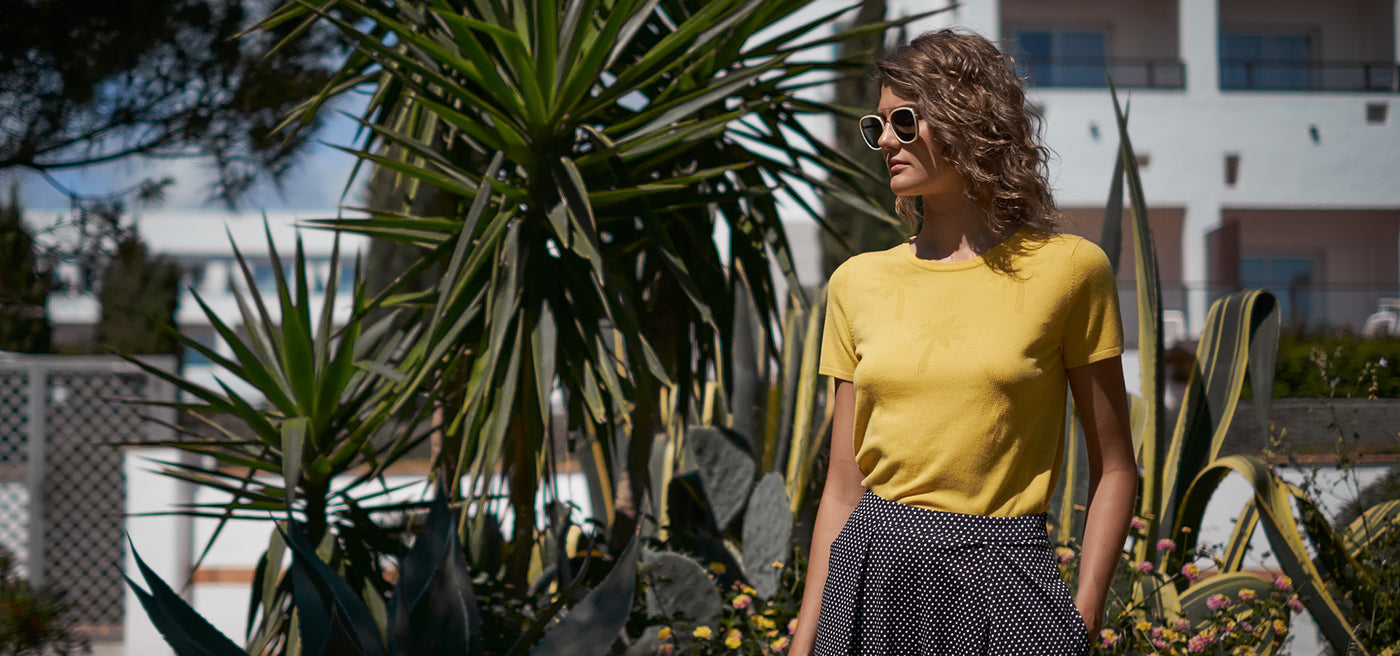 The Colour Of The Season – Sunshine Yellow