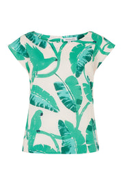 Edna Botanical Parakeets Top
