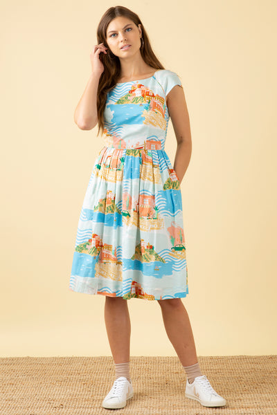 Claudia Sorrento Summer Dress
