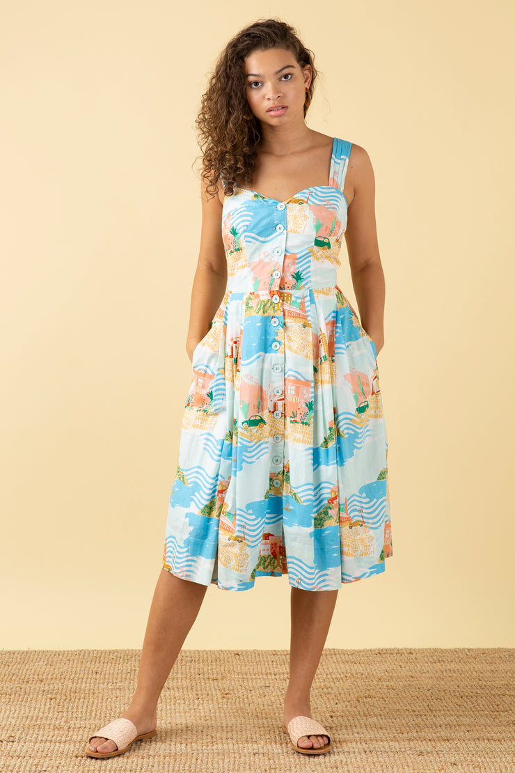 Jenny Sorrento Summer Dress