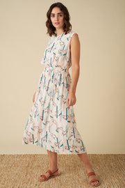 Lea Azrou Cedar Monkey Dress