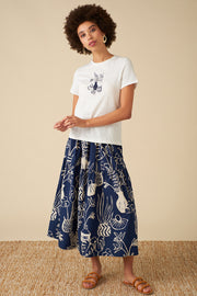 Ete Embroidered Tee