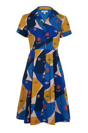 Kate Jardin Soleil Shirt Dress