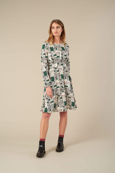 Amy Paris Streets Dress