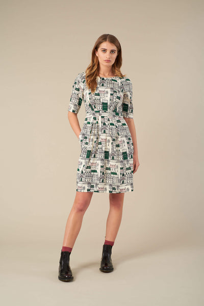 Hattie Paris Streets Dress