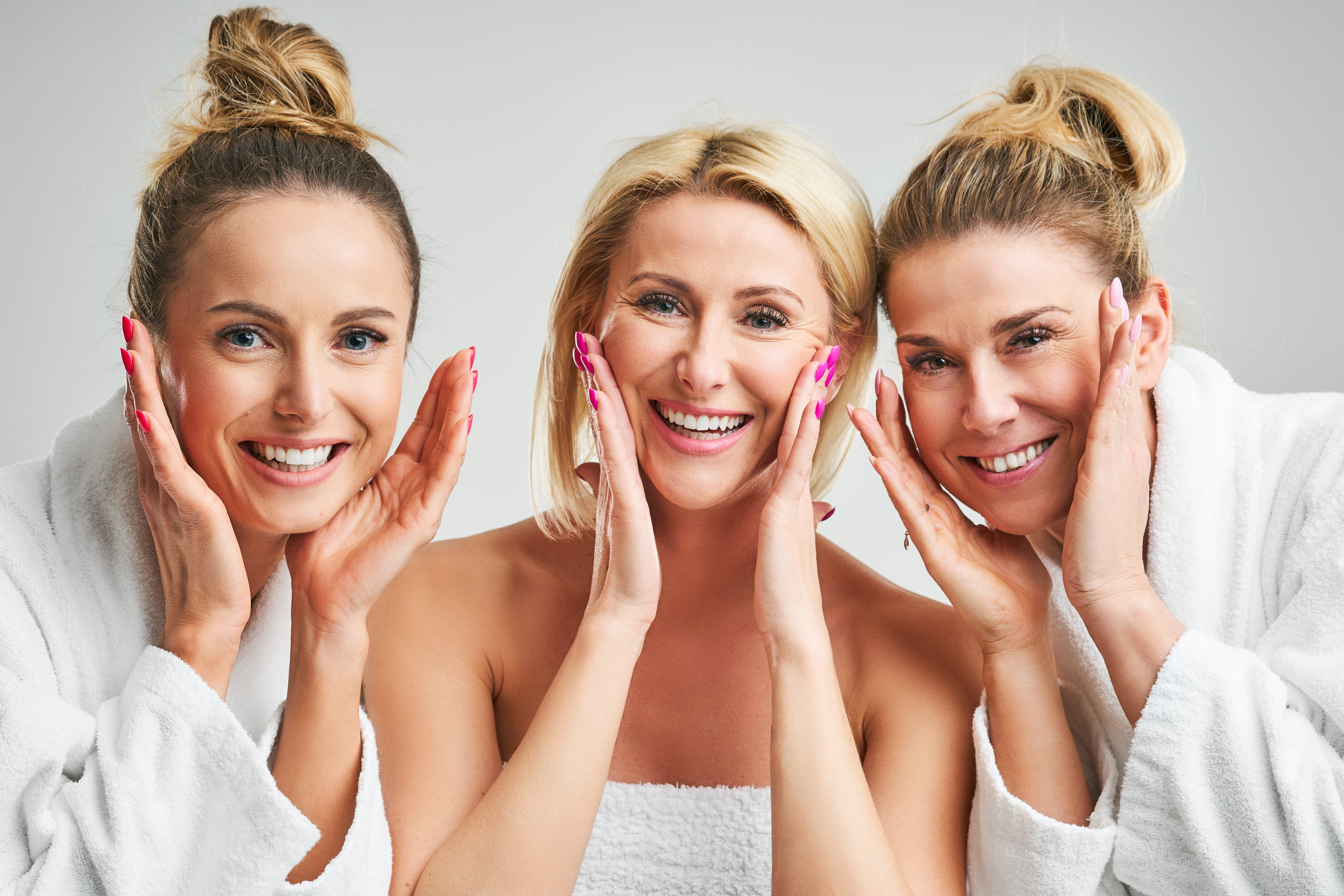 Medical grade skin care products help improve your results