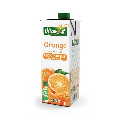 Jus Orange Lt Tetra Vitamont