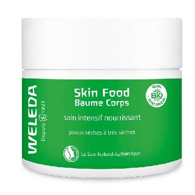 Skin Food Baume Corps 150 Ml Weleda