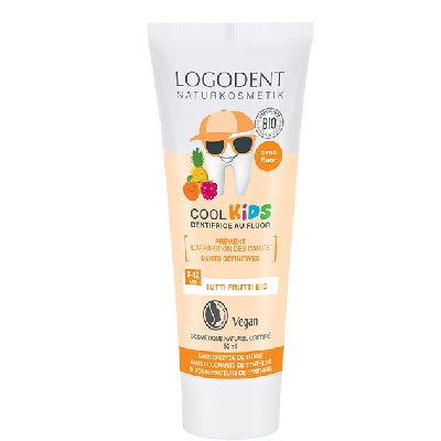Gel Dentifrice Cool Kids Tutti Frutti 7 12 Ans