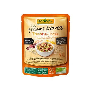 Graines Express Tresor Du Mexique 250g Danival