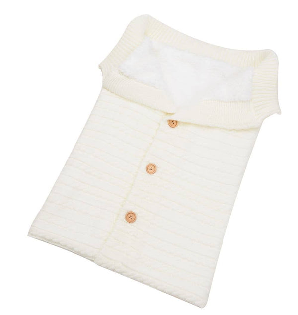 My Baby NYC™ Thick and Soft Baby Swaddle
