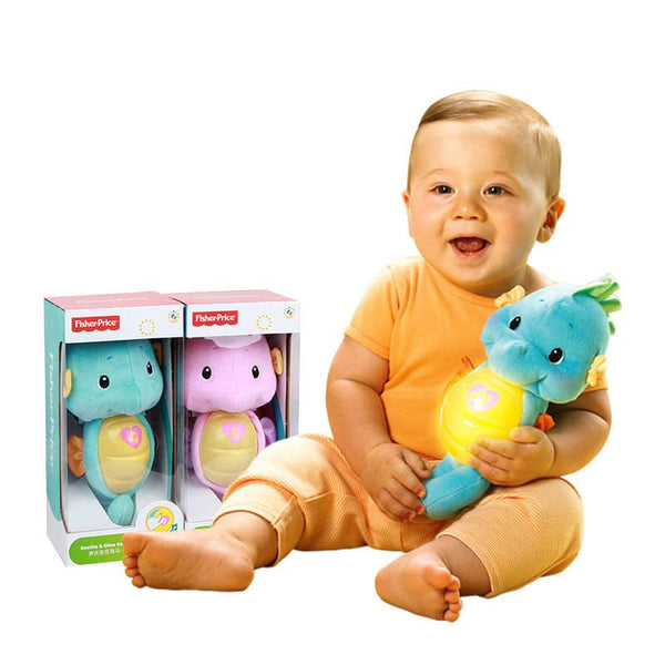 Music And Light Smart Baby Hippocampus Soothing Doll