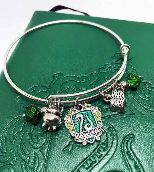 custom Slytherin Bracelet