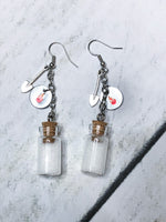 Salt and Burn Earrings