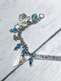All Things Castiel Loaded Bracelet