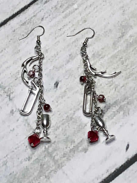 Hannibal Dangle Earrings