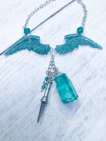 Balthazar's Angelic Grace Necklace