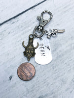 Supernatural Dog Tag Necklaces
