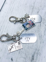 Loser's Club Key Chains or Necklace Tags