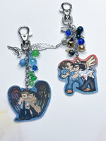 SPN Chibi Key Chains Couples and Groups