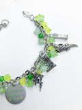 Peter Pan Story Book Loaded Bracelet