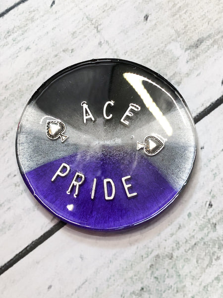Ace Pride Coaster
