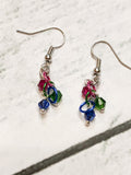 Pride Crystal Earrings