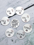 Loser Club Metal Stamped Pins