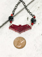 Redhood Inspired Necklace