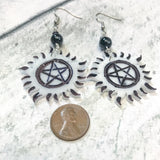 Protection Earrings